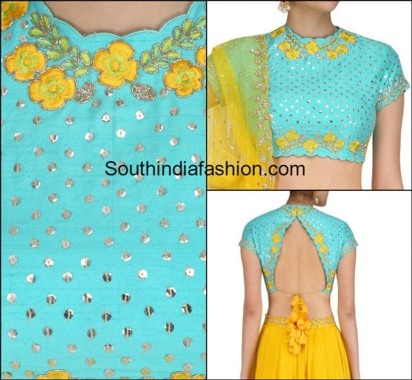 FLORAL-EMBROIDERY-BLOUSE-DESIGNS-DIVYA-REDDY