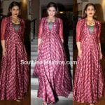 Raveena Tandon in Label Anushree