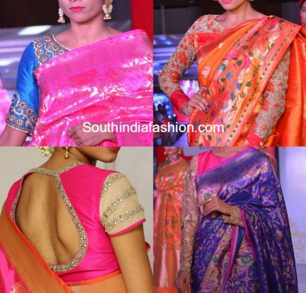 blouse-designs-for-pattu-sarees