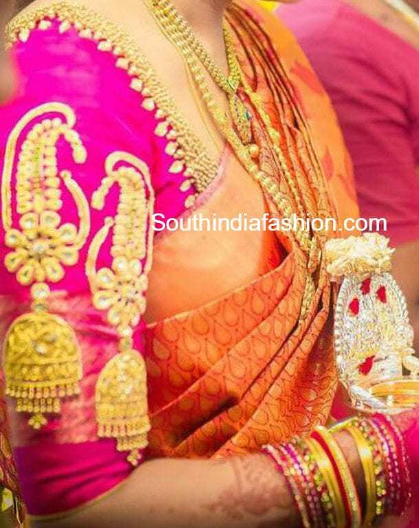 Www Saree Embroidery Designs