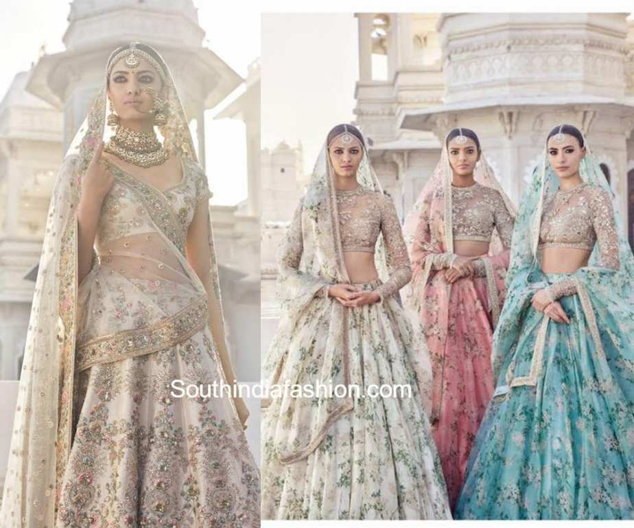 Spring 2017 fashion colors - Spring Couture 2017 The Udaipur Collection By Sabyasachi