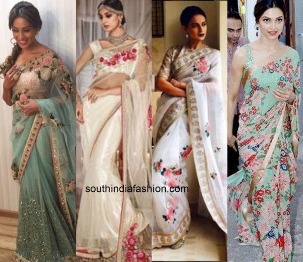 floral_sarees
