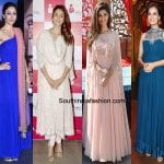 How to Style a Plain Anarkali