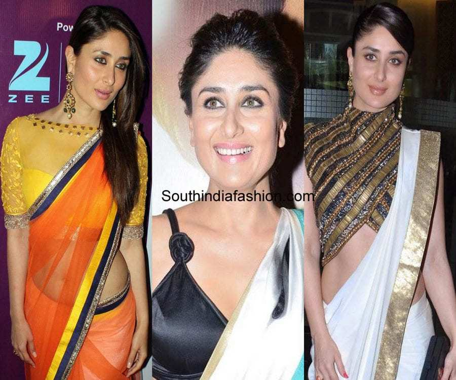 Kareena Kapoor Blouse Design 46