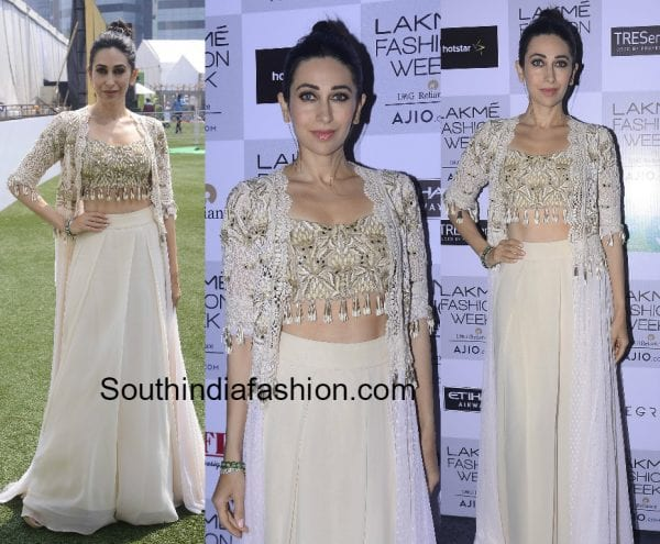 karishma-kapoor-arpita-mehta-white-dress-lakme-fashion-week-2017