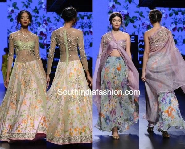 lakme fashion week summer resort 2017 anushree reddy 600x483