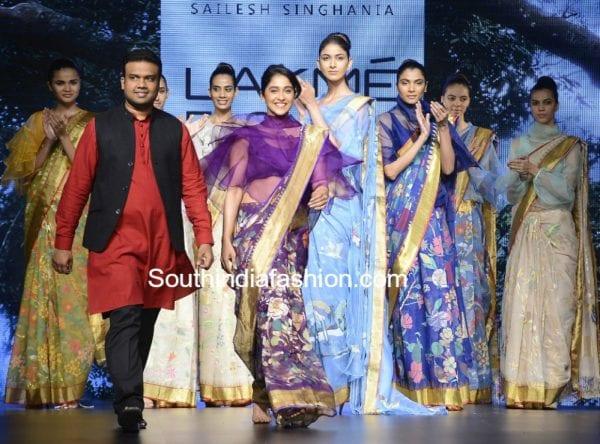 lakme-fashion-week-summer-resort-2017-sailesh-singhania-sarees