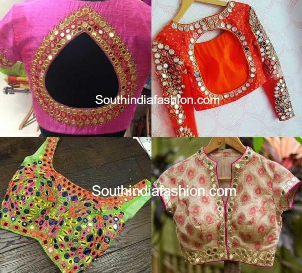 mirror-work-blouse-designs