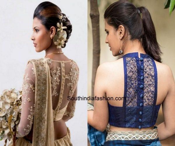 modern-saree-blouse-designs-sheer-blouse-1