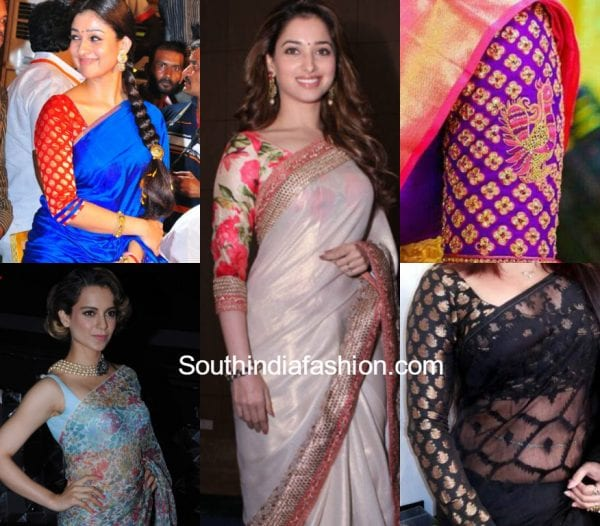 must have saree blouse designs 600x526