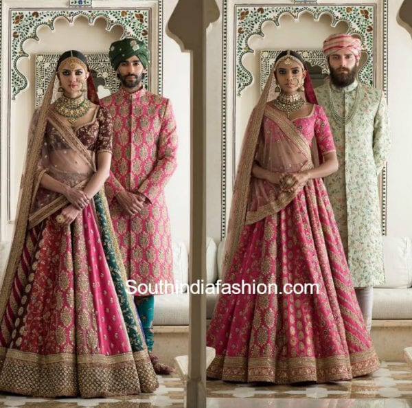sabyasachi udaipur collection spring couture 2017 600x594