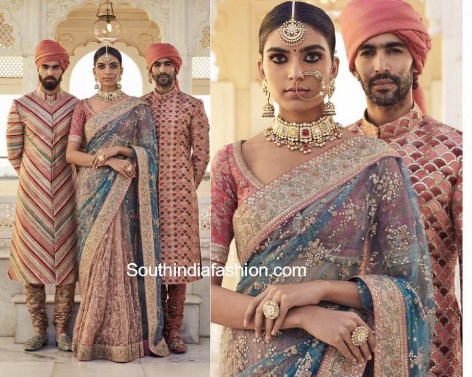Spring Couture 2017 – The Udaipur Collection By Sabyasachi