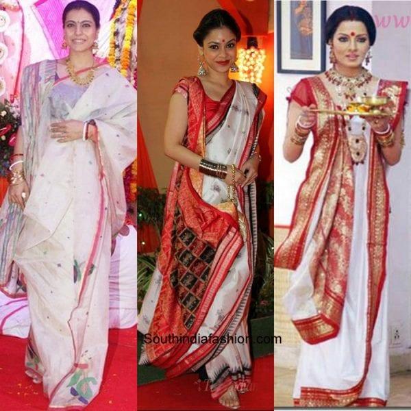 7 Gorgeous Saree Pallu Drapes Style