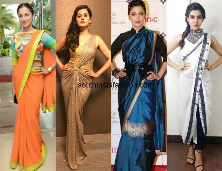 South India Fashion Sarees Online Shopping