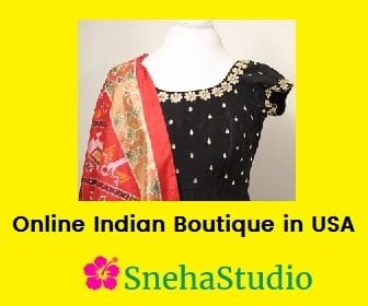 Indian Boutique in USA