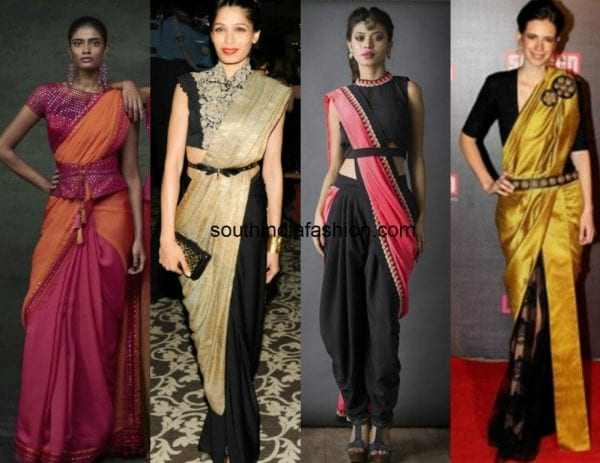 belted_saree_drape_fusion_saree
