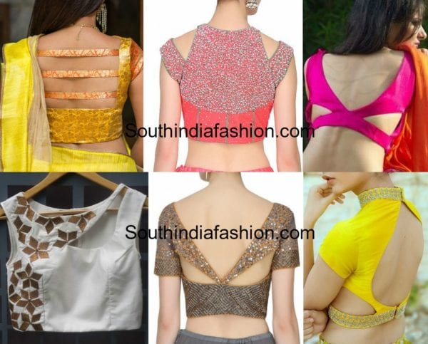 cut out blouse designs 600x483