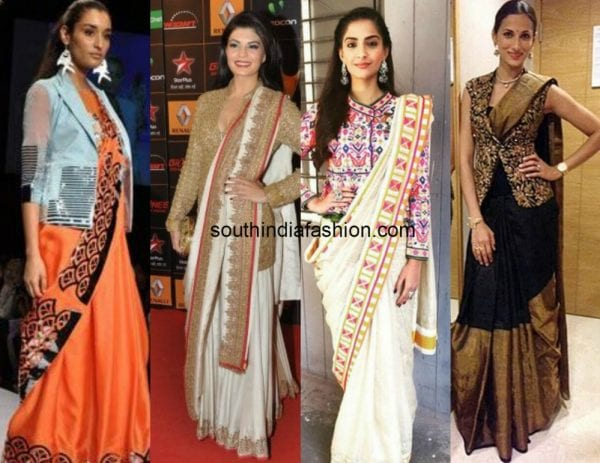 jacket_saree_drape_fusion_saree