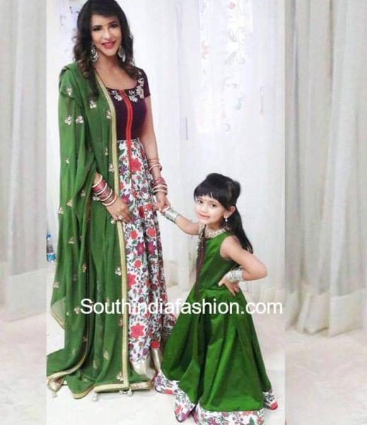 nirvana manchu green gown 519x600