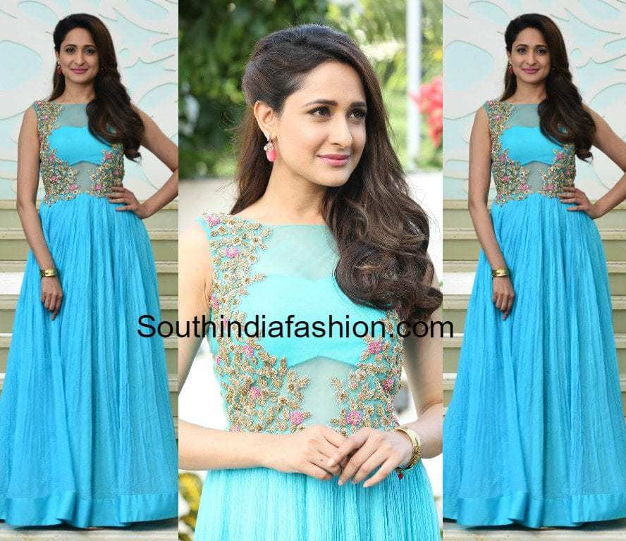 194136ae81bcb9 Pragya Jaiswal in Issa Studio – South India Fashion