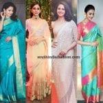 Style Inspiration: Saree It Like Rakul Preet Does!