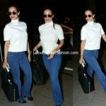 Malaika Arora Khan Rocks In A Flared Jeans