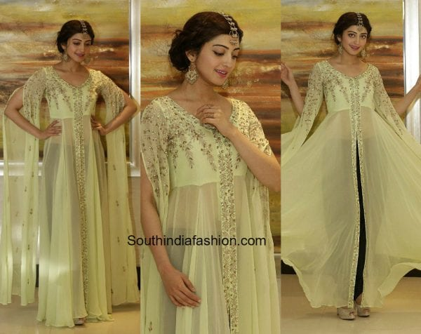 Pranitha Subhash in Pratyusha Garimella at Ugadi event in Dubai 1