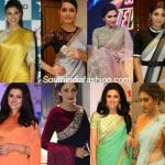 5 Most Trending Celebrity Blouse Designs