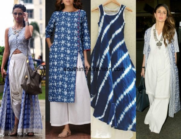 indigo_white_ethnic_fashion_for_summer (1)
