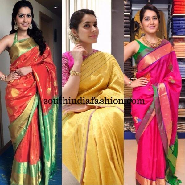 raashi_khanna_fashion_sarees