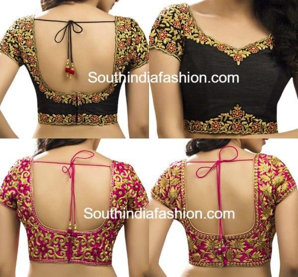 resham-thread-work-blouse-designs