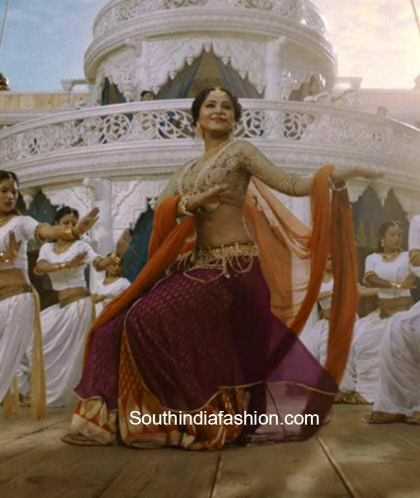 Anushka Shetty As Princess Devasena In Baahubali 2 The Conclusion