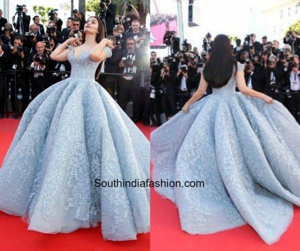Aishwarya Rai in Miachel Cinco at Cannes Film Festival 2017 2
