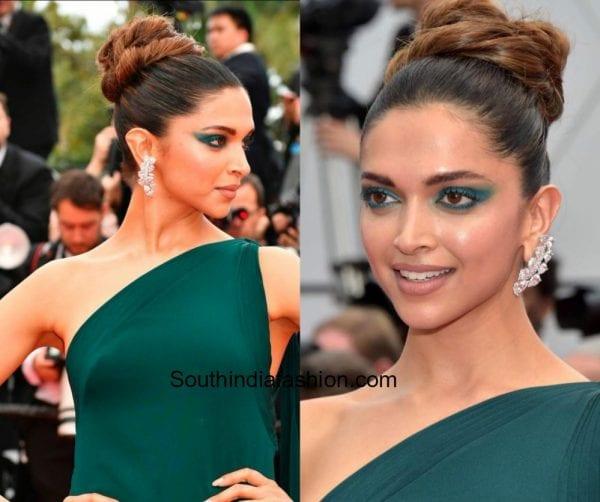 Deepika Padukone in Brandon Maxwell at Cannes 2