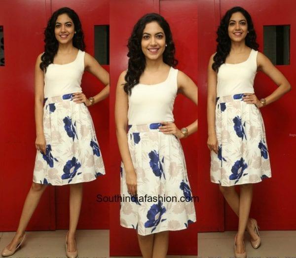 Ritu Varma in western wear 1 600x523