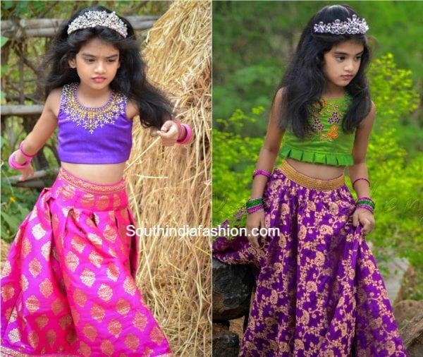 designer-long-skirts-crop-tops-kids