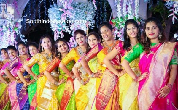 jewellery-designer-hiya-half-saree-function-pics