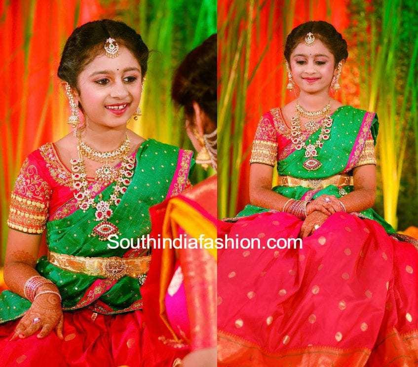 swathi-reddy-half-saree-function-photos-1