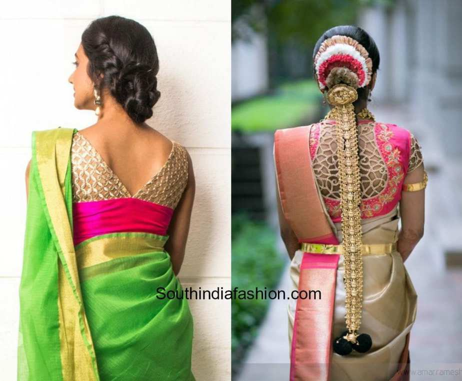 Cutwork embroidery blouse designs south india fashion Fashion embroidery designs