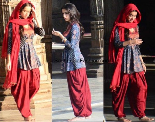 Shraddha Kapoor S Ok Jaanu Style Files The Fashion Diaries