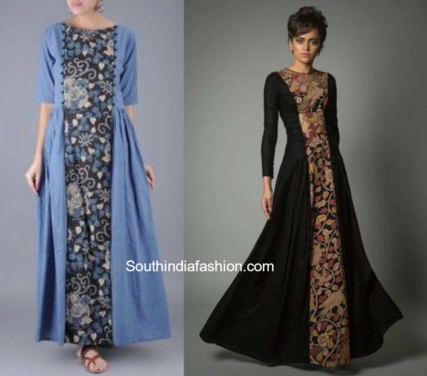 Kalamkari Maxi Gowns 1