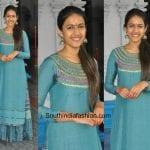 Niharika Konidela in ethnic wear at new movie launch 150x150