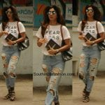 Shilpa Shetty's Casual Look