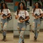 Shilpa Shetty's Casual Look