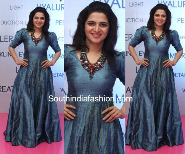 divya darshini long gown 600x499
