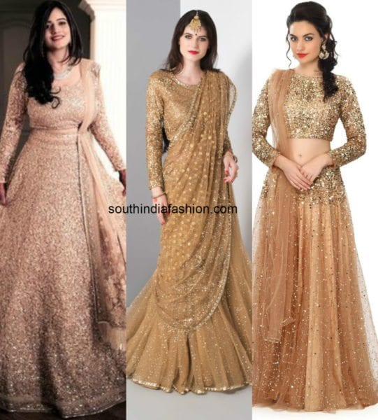 Gold Outfits