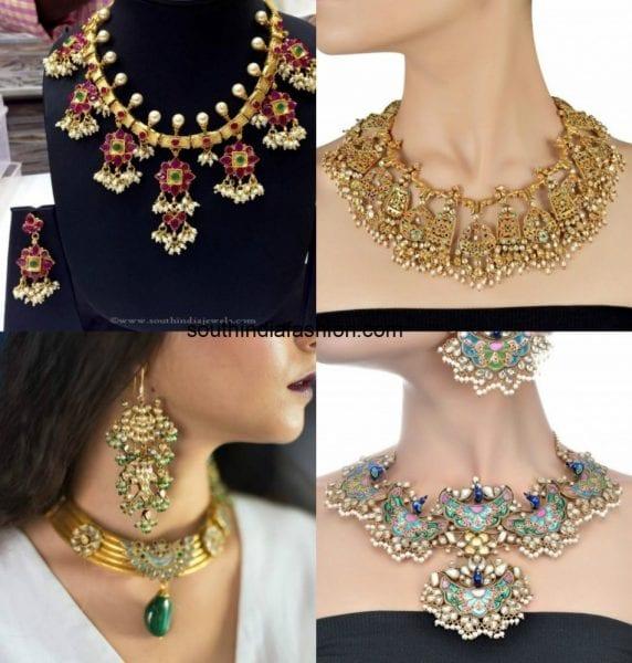 neck pieces