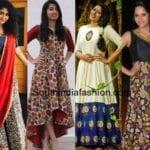 Flaunt The Kalamkari Maxi Gowns
