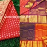 Beautiful Kanjeevaram Sarees by Kumari Collections