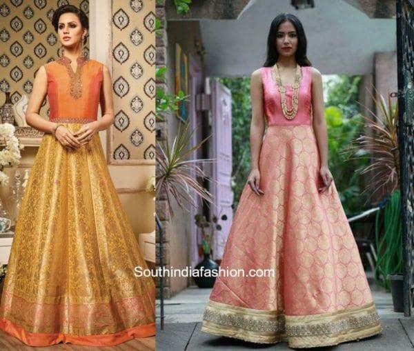 Anarkali Gowns 2